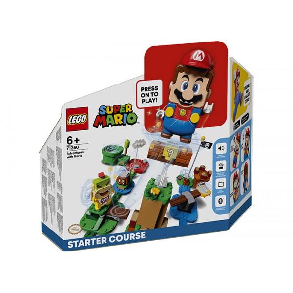 LEGO Super Mario Aventurile lui Mario - set de baza  No. 71360