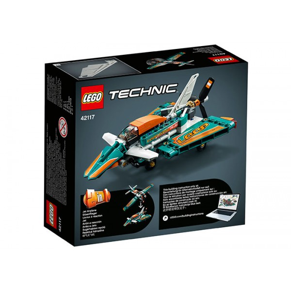 LEGO Technic Avion de curse