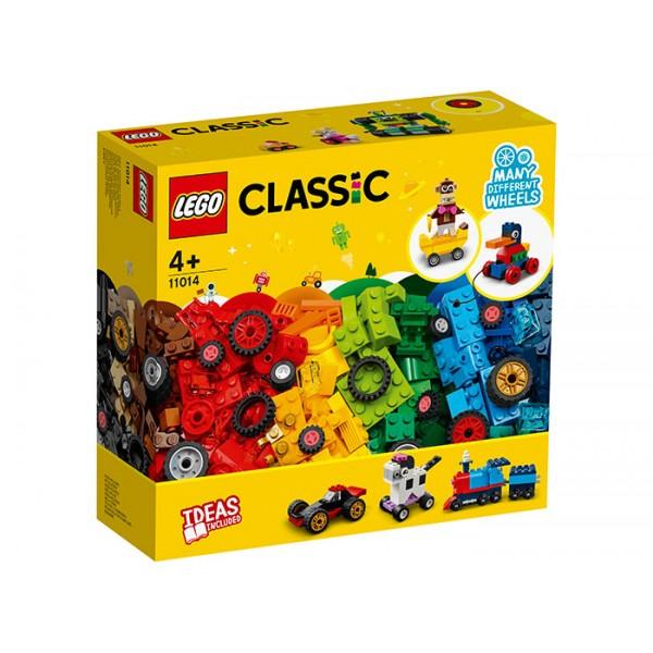 LEGO Classic Caramizi si roti