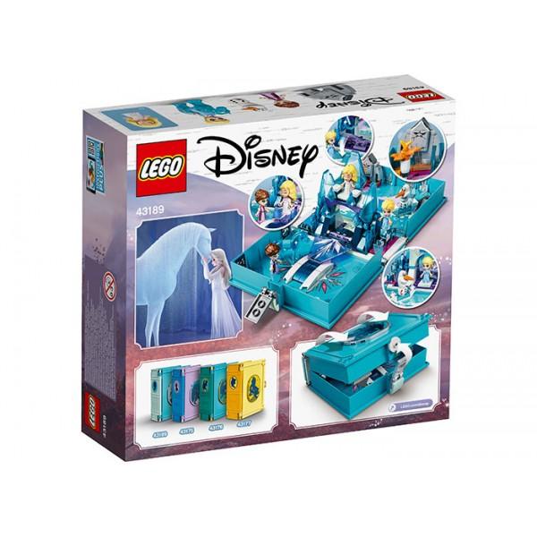 LEGO Disney Carte de povesti Elsa si Nokk