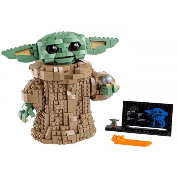 LEGO Star Wars Copilul  No. 75318