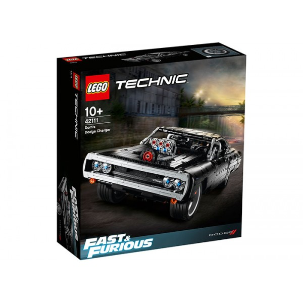 LEGO Technic Dom's Dodge Charger  No. 42111