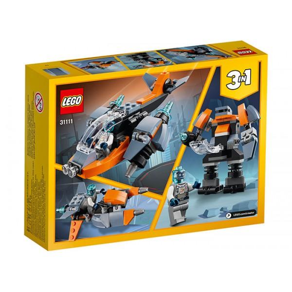 LEGO Creator Drona cibernetica