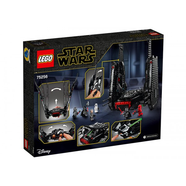 LEGO Star Wars Kylo Ren's Shuttle  No. 75256