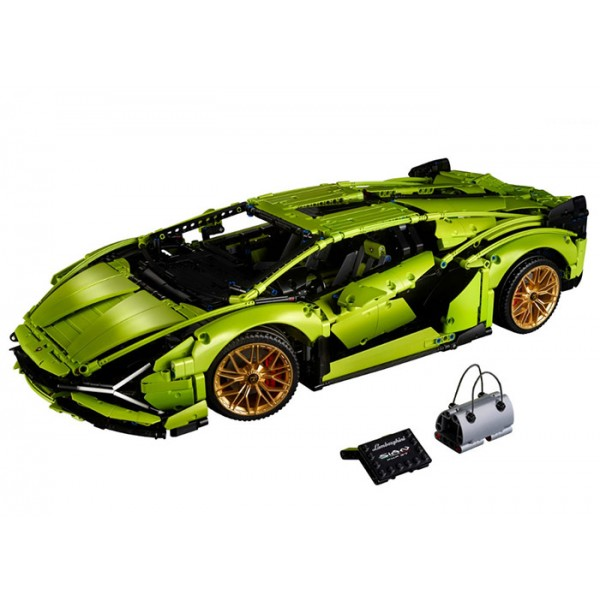 LEGO Technic Lamborghini Sián FKP 37  No. 42115