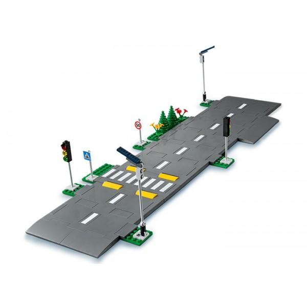 LEGO City Placi de sosea