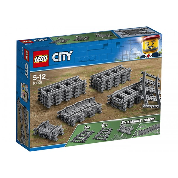 LEGO City Sine  No. 60205