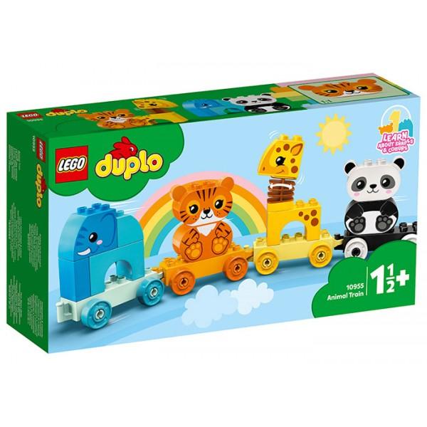LEGO DUPLO Trenul animalelor