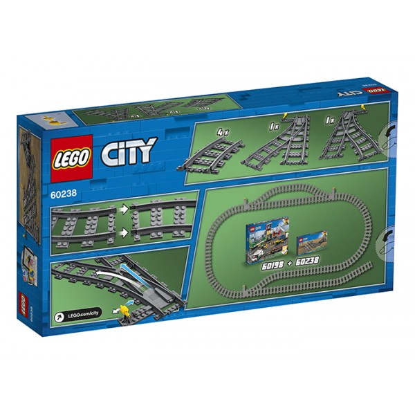 LEGO City Macazuri  No. 60238