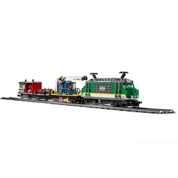 LEGO City Tren marfar  No. 60198