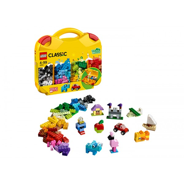 LEGO Classic Valiza creativa  No. 10713