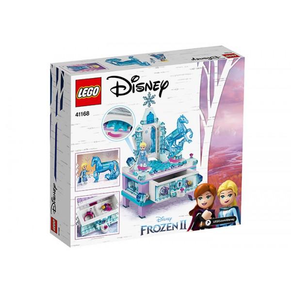 LEGO Disney Princess Cutia de bijuterii a Elsei  No. 41168