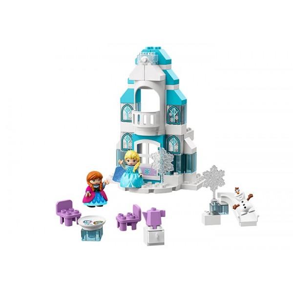 LEGO DUPLO Castelul din Regatul de gheata  No. 10899