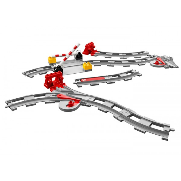 LEGO DUPLO Sine de cale ferata  No. 10882