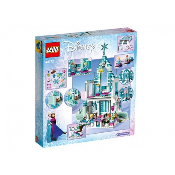 LEGO Friends Elsa si Palatul ei magic de gheata  No. 43172