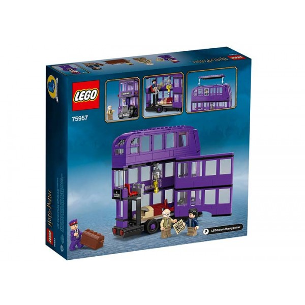 LEGO Harry Potter Knight Bus  No. 75957