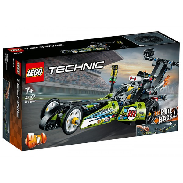 LEGO Technic Dragster  No. 42103