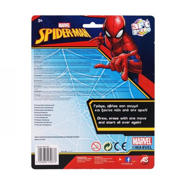 TABLA DE SCRIS SPIDER-MAN