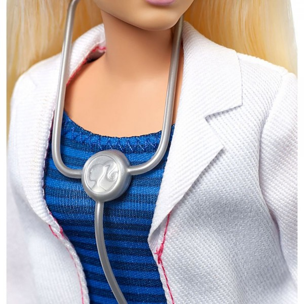Papusa Barbie by Mattel Careers Doctorita
