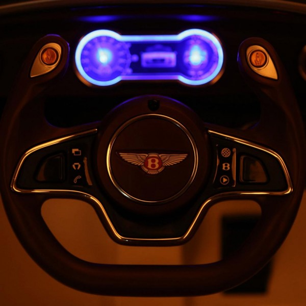 Masinuta electrica cu telecomanda BENTLEY EXP12- rosu LAMBO DOORS
