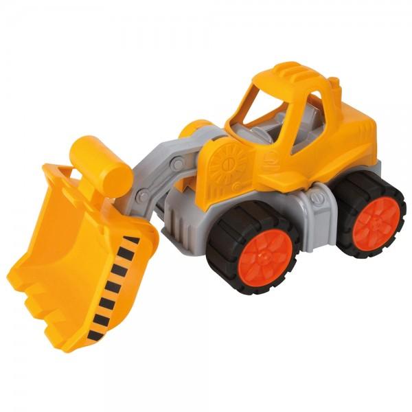Buldozer Big Power Worker Wheel Loader