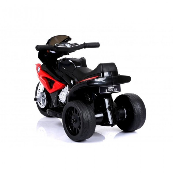 Motocicleta electrică BMW S1000R mini rosu
