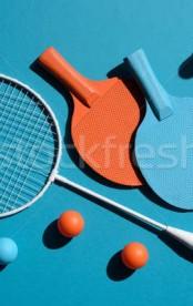 Ping pong, tenis și badmington