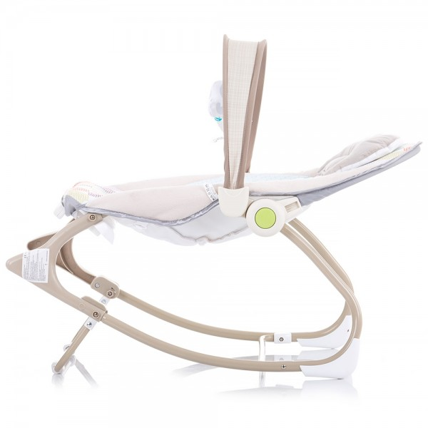 Scaunel balansoar Chipolino Dolce bird