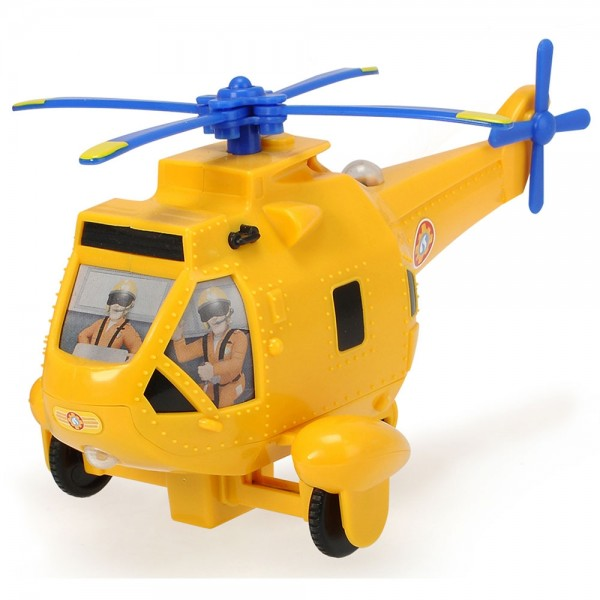 Jucarie Dickie Toys Elicopter Fireman Sam Wallaby 2