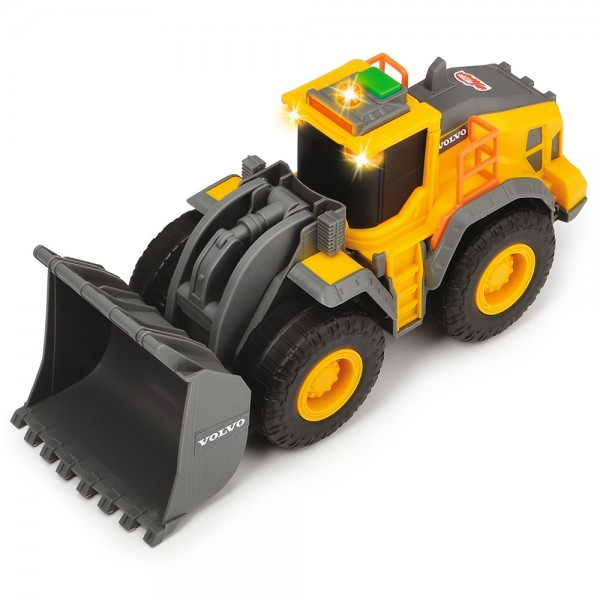 Buldozer Dickie Toys Volvo Wheel Loader