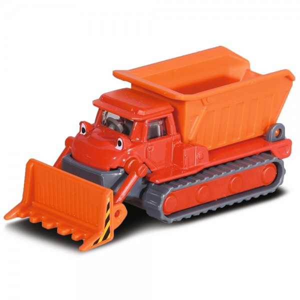 Buldozer Dickie Toys Bob Constructorul Action Team Muck