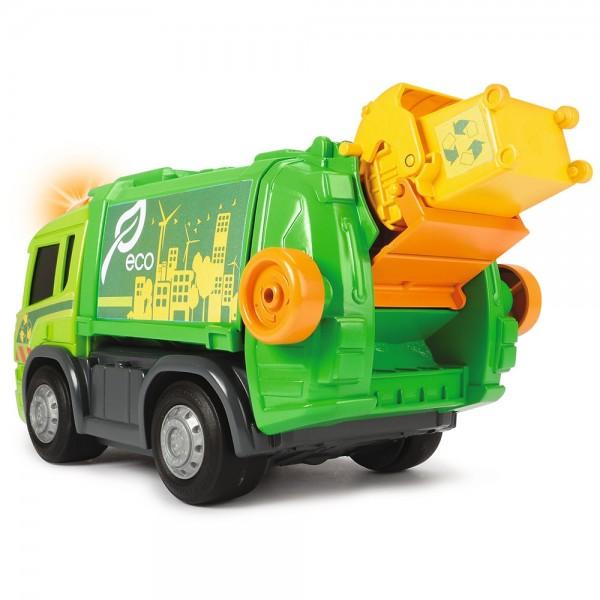 Masina de gunoi Dickie Toys Happy Scania Truck