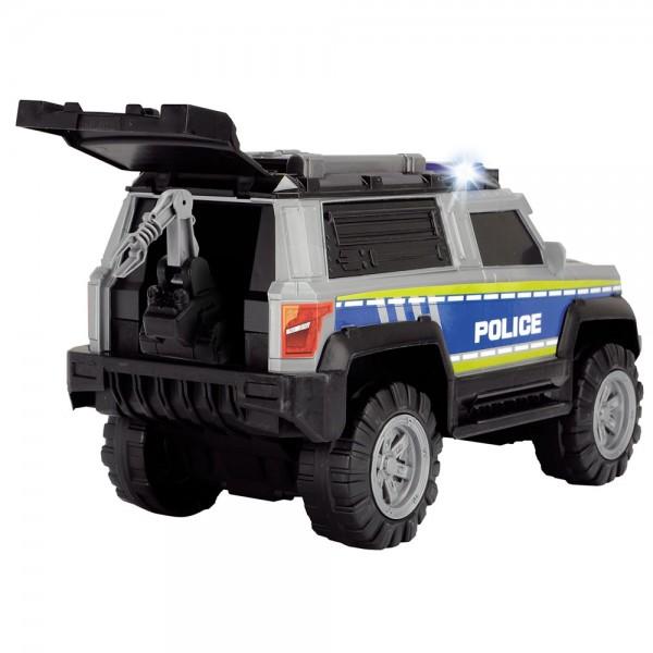 Masina de politie Dickie Toys Police SUV cu accesorii