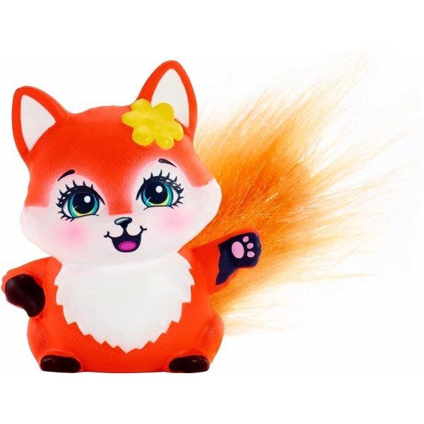ENCHANTIMALS PAPUSI CU ANIMALUTE FELICITY FOX & FLICK