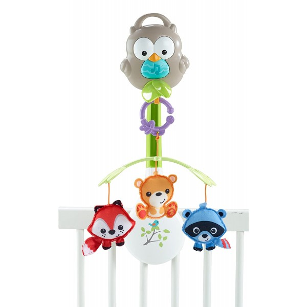FISHER PRICE CARUSEL 3 IN 1