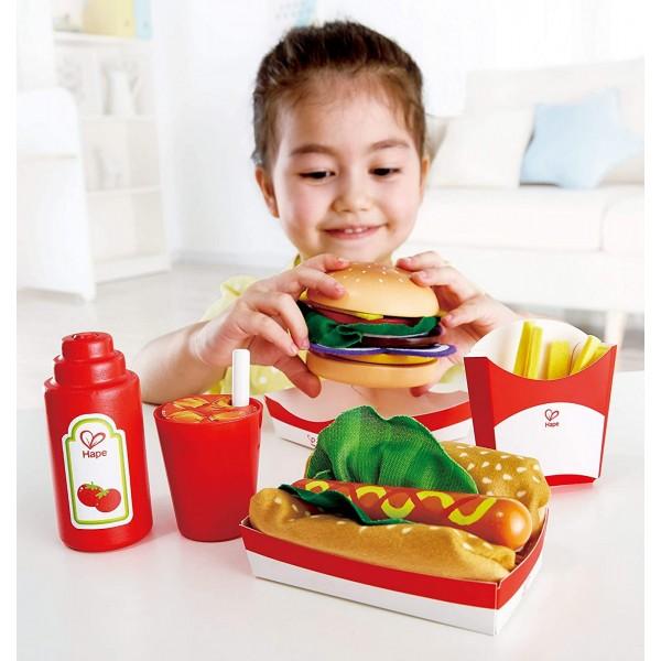 HAPE SET FAST-FOOD