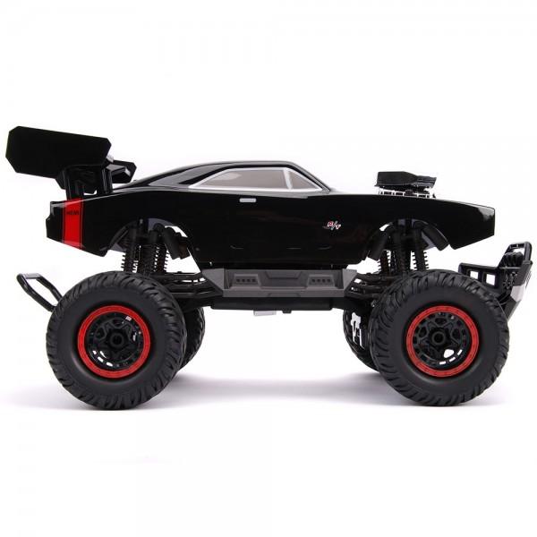 Masina Jada Toys Fast and Furious Dodge Charger 1970 4x4 cu telecomanda