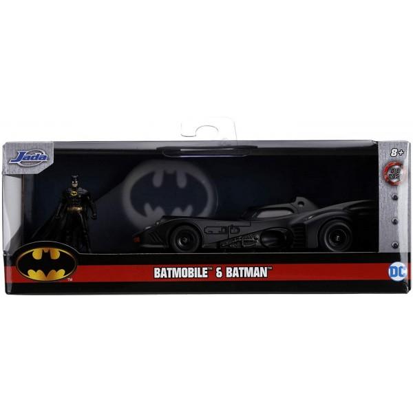 BATMAN AUTOMOBIL BATMOBILE 1989 1:32