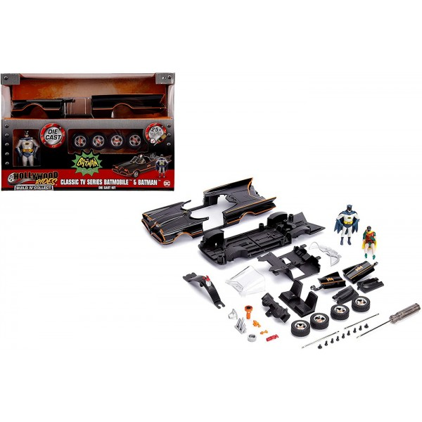 MASINUTA BATMAN BUILD AND COLLECT SCARA 1 LA 24