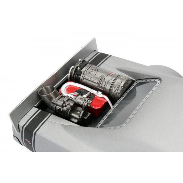MASINUTA FAST AND FURIOUS FF8 DOM'S ICE CHARGER SCARA 1:24