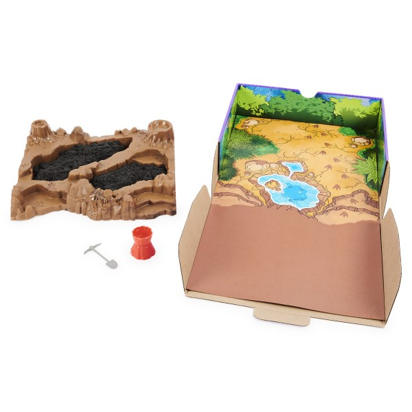 SET KINETIC SAND DINO SANTIERUL ARHEOLOGIC