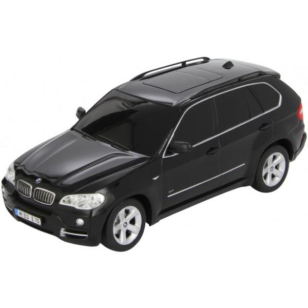 MASINA CU TELECOMANDA BMW X5 NEGRU CU SCARA 1 LA 18