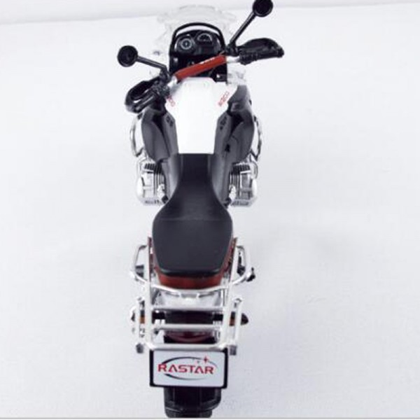 MOTOCICLETA METALICA  BMW RS1200 GS ALBA SCARA 1 LA 9