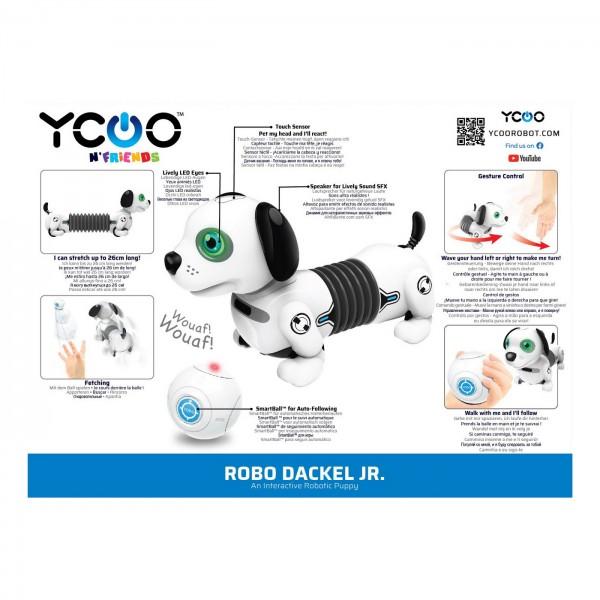 ROBOT ELECTRONIC CATEL DACKEL JUNIOR