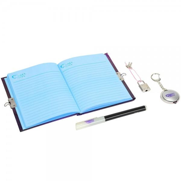 Set Simba jurnal Secret Notes cu accesorii