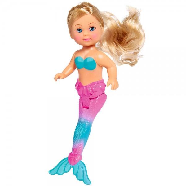 Set Simba Steffi Love Mermaid Friends papusa 29 cm papusa 12 cm delfin si accesorii