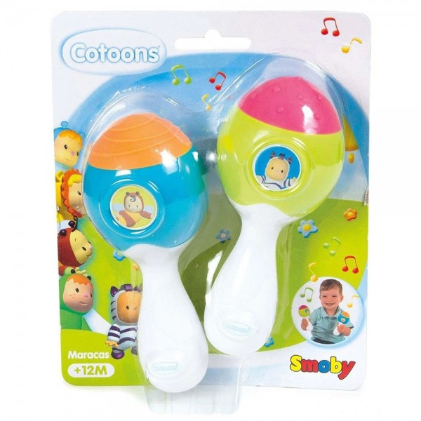 Jucarie Smoby Cotoons Maracas